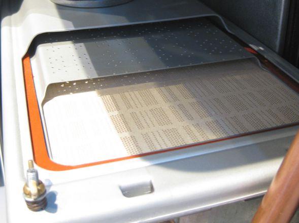 Brennwerttechnik mit keramischen Platten von Schwank.