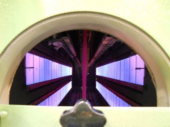 Prozesswärme mit Schwank Keramikplatten.